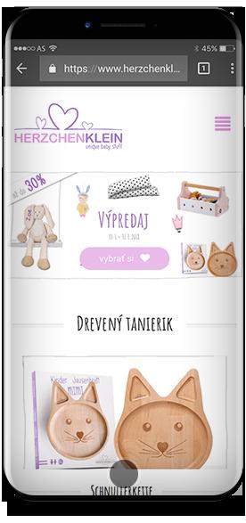 Herzchenklein - webshop